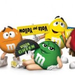 m&m's copywriter