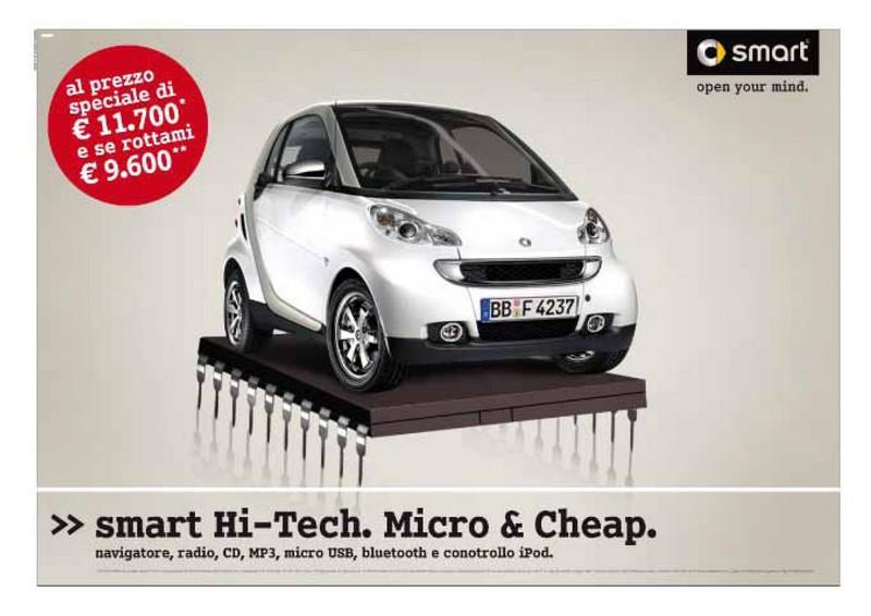 pubblicità smart