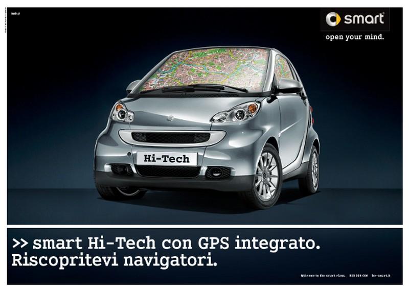 smart navigatore integrato