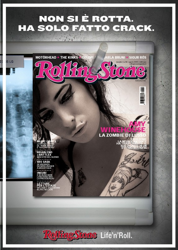 amy winehouse rolling stone