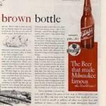 Schlitz Brown Bottle
