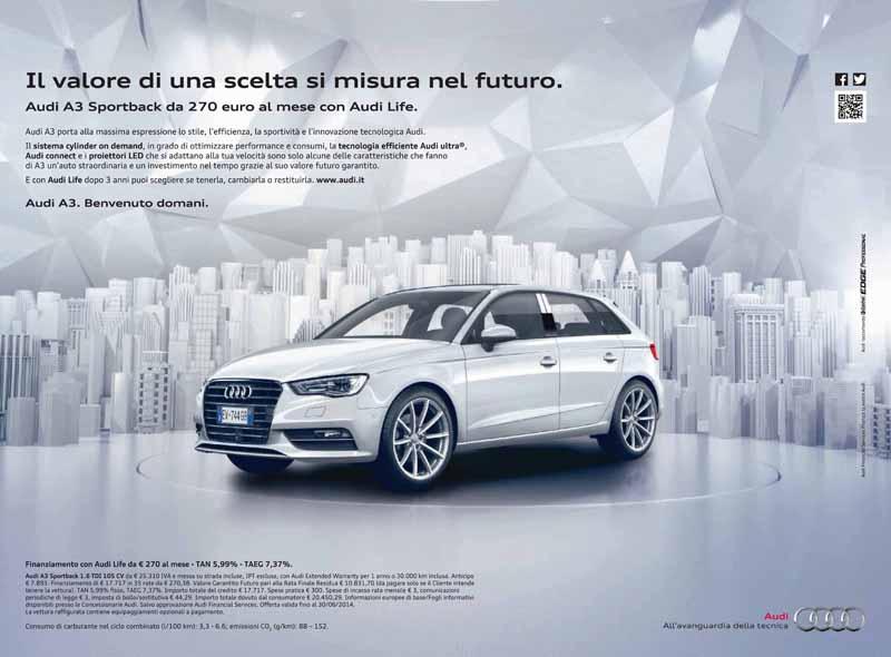 Audi Life