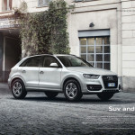 audi q3 automotive copywriter