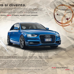 Audi Prima Scelta Plus automotive copywriter