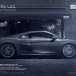 audi city lab automotive copywriter