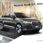 Audi Q7 automotive copywriter