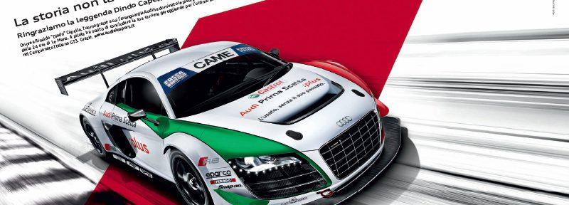 Audi per Dindo Capello