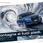 Audi quattro ski automotive copywriter