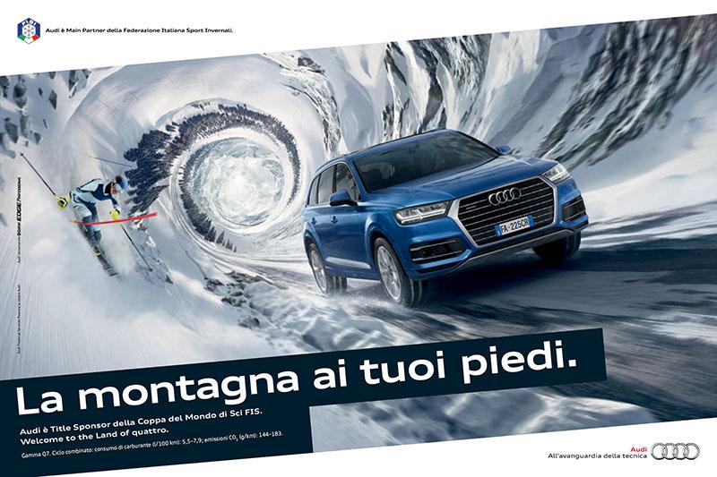 Audi quattro Coppa del Mondo di Sci