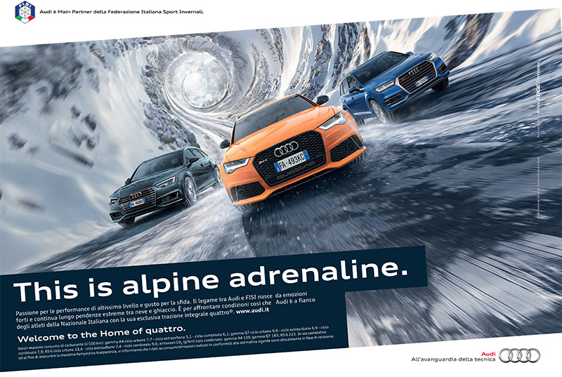 Alpine adrenaline