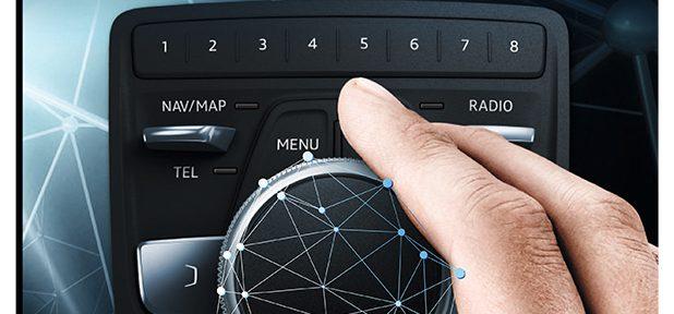 pubblicità audi connect