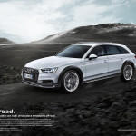 audi a4 allroad automotive copywriter