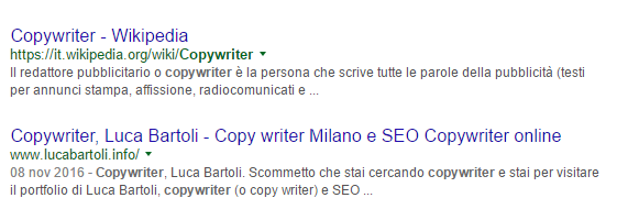 copywriter wikipedia