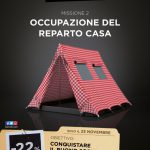 Occupazione reparto casa Black Friday Copy Writer Operazione Black Days