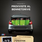 Provviste al bennetdrive Copy Writer Black Friday Operazione Black Days