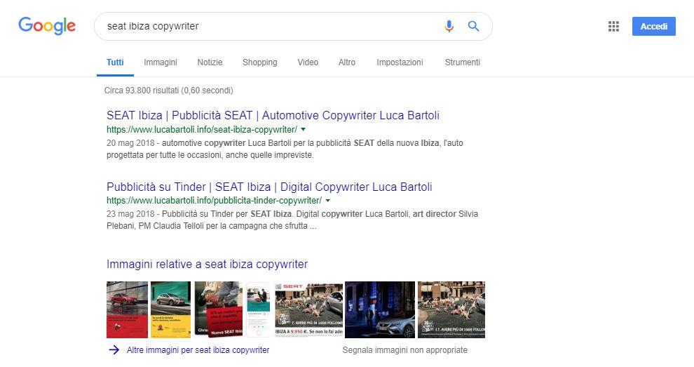 seo seat ibiza copywriter