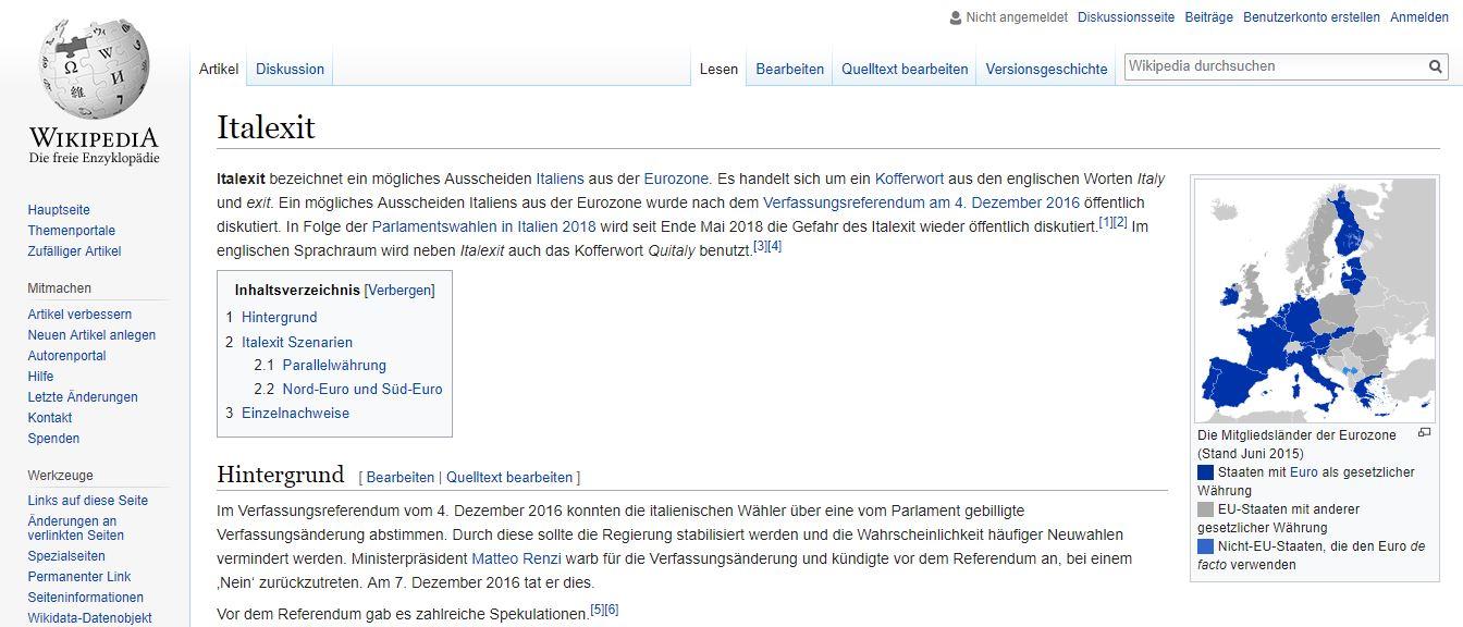italexit wikipedia