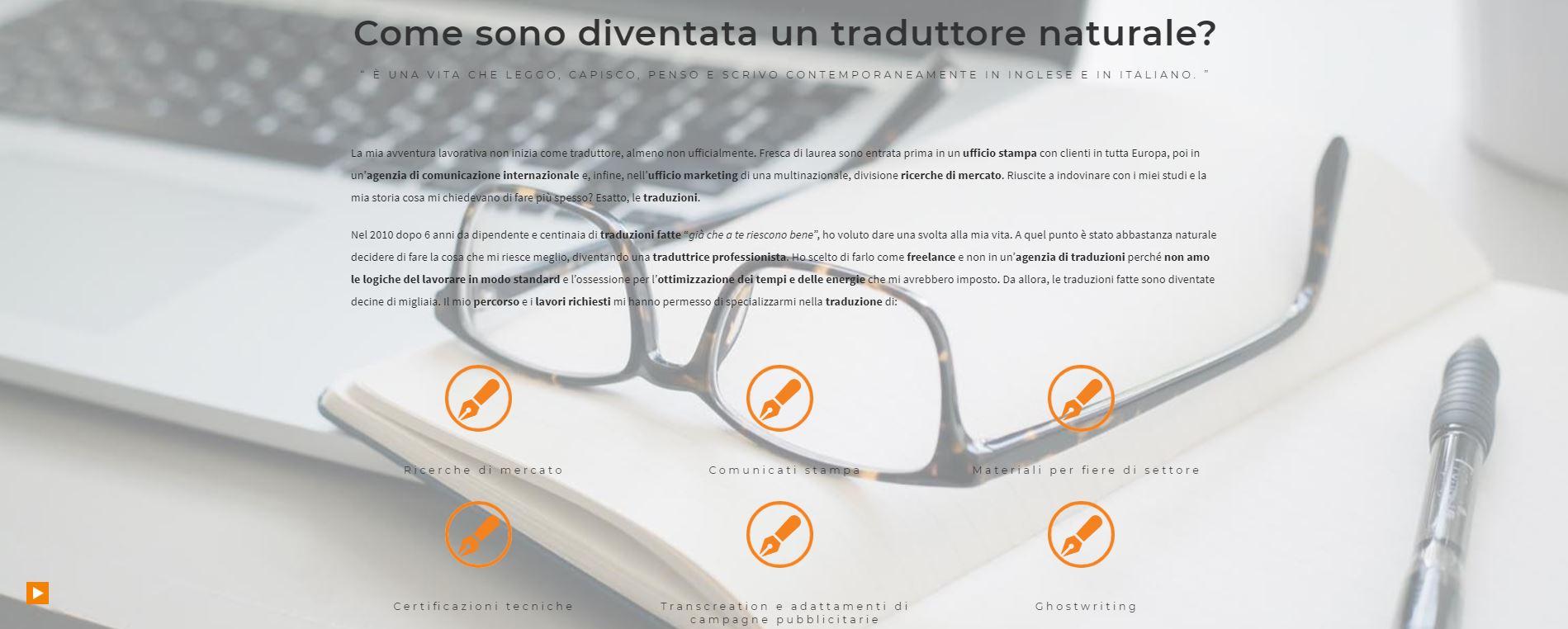 traduzioni inglese italiano