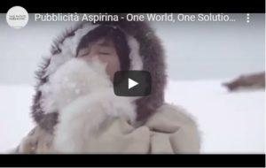 pubblicità aspirina