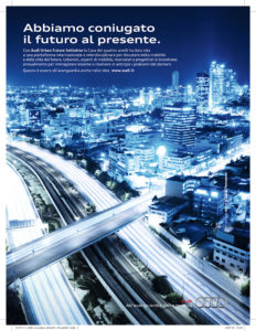 pubblicità audi futuro