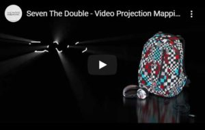 pubblicità projection mapping