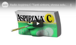 pubblicità radio aspirina