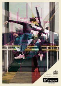 pubblicità royal ballet copywriter