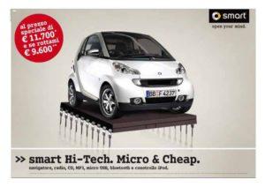pubblicità smart copywriter