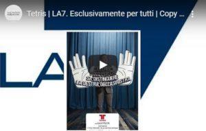 radio pubblicità la7