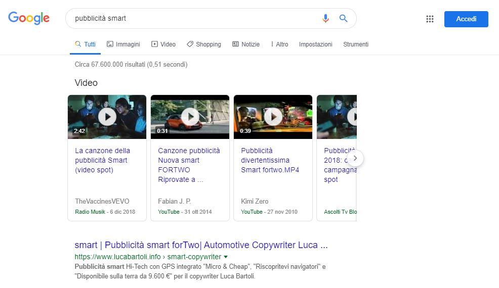 seo pubblicità smart copywriter