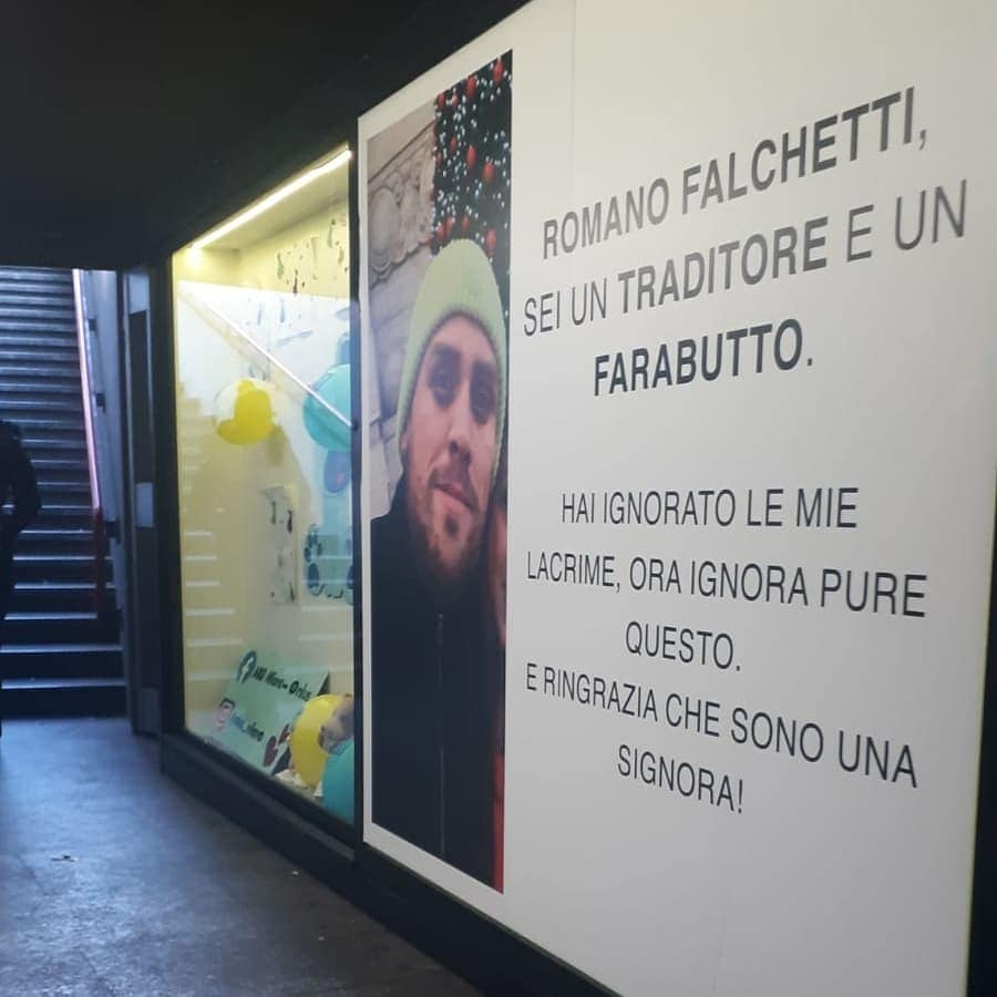 manifesto stazione duomo – guerrilla marketing