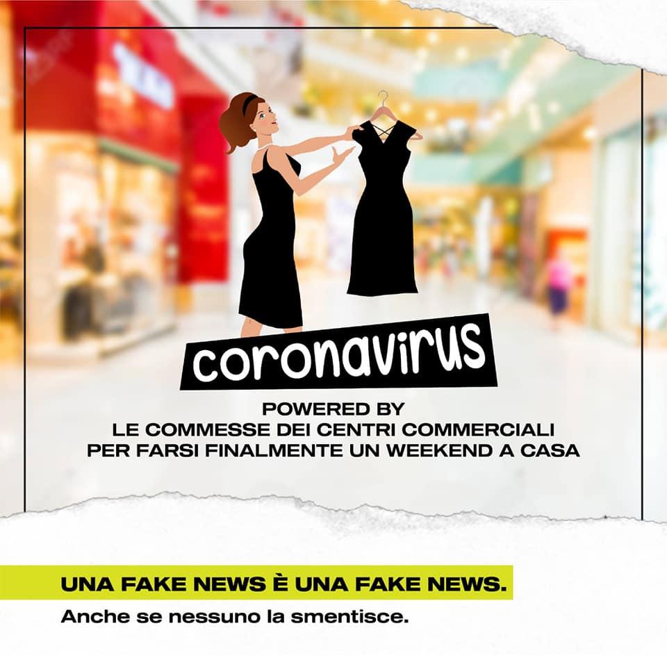 coronavirus chiusura centri commerciali