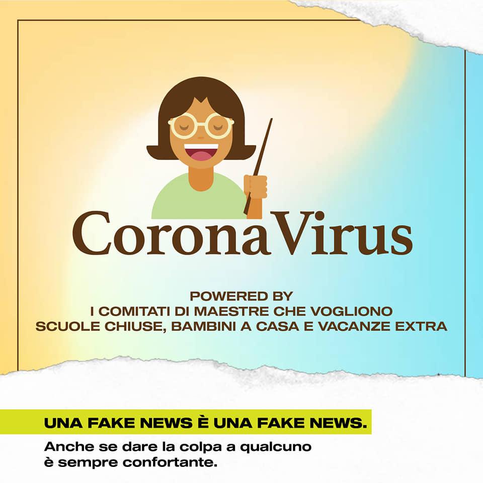 coronavirus scuole chiuse bambini a casa maestre in vacanza